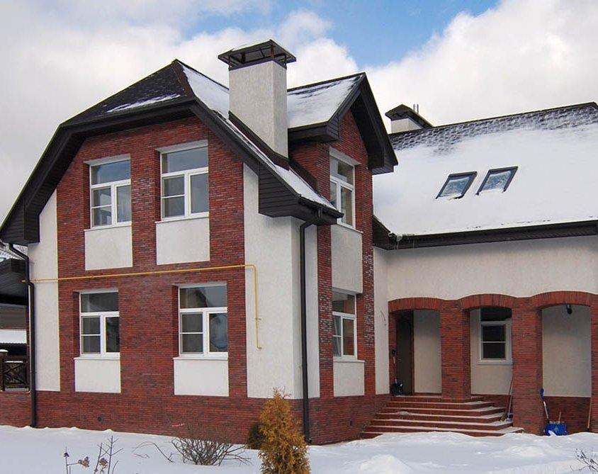 Загородный дом — 250 м кв Московская обл. Подольский р-н, дер. Шаганино