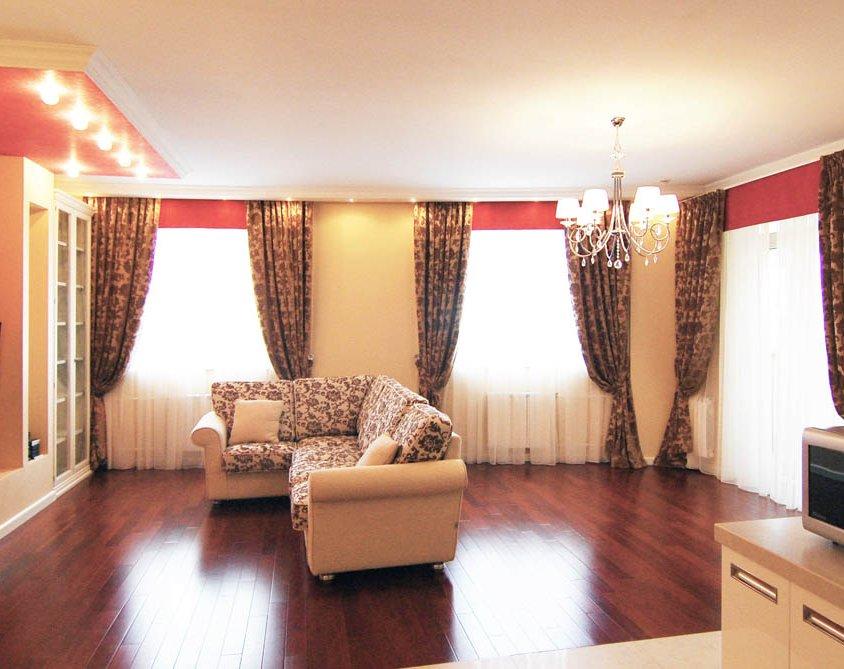 квартира 138 м кв МОСКВА, Хорошовское шоссе, «Гранд парк»