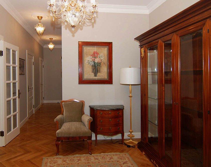 Квартира — 130 м кв Москва, Гагаринский переулок, д. 26